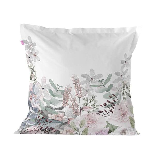 Bawełniana poszewka na poduszkę Happy Friday Soft Bouquet, 60x60 cm