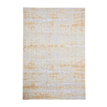Covor Floorita Abstract Grey Ochre, 120 x 180 cm, gri - galben imagine