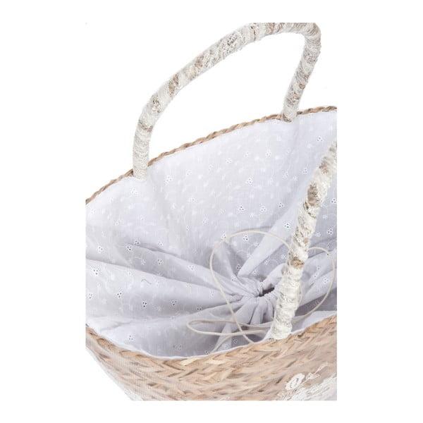 Proutěná taška Lace, 56x18x30 cm