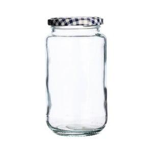 Skleněná zavařovací sklenice Kilner Round, 580ml