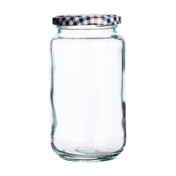 Borcan sticlă Kilner Round, 580 ml