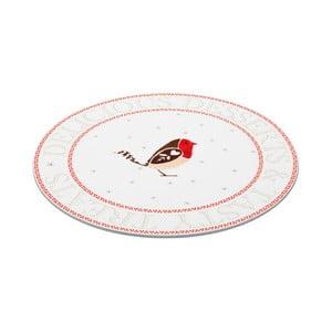 Servírovací talíř Little Red Robin