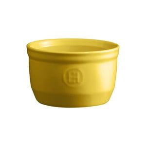 Jasně žlutá formička ramequin Emile Henry N°10, ⌀ 10 cm