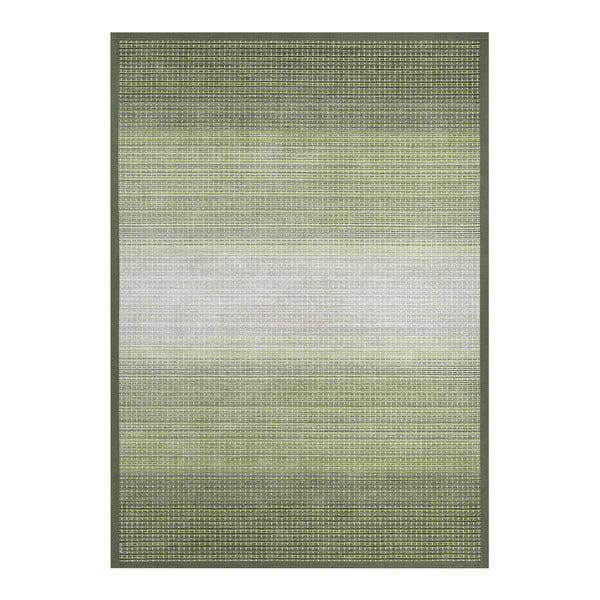 Zielony dywan dwustronny Narma Moka Olive, 160x230 cm
