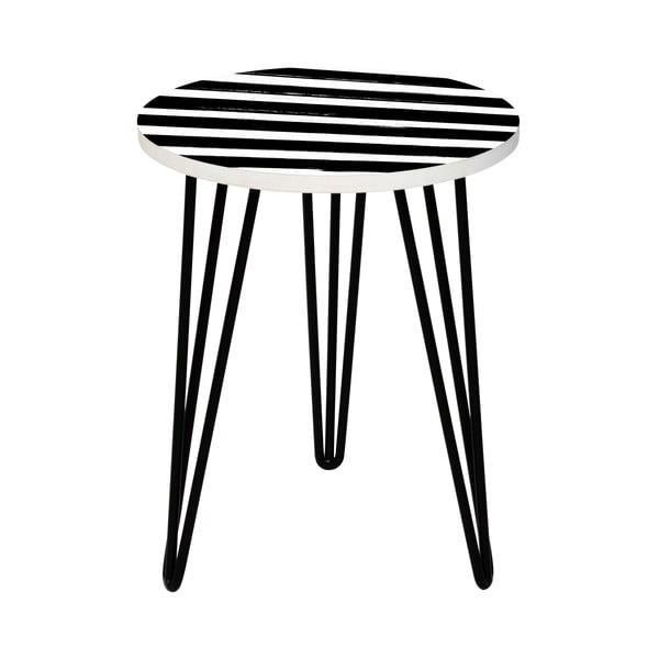 Sada 2 odkládacích stolků Be Awesome, 35 cm + 49 cm