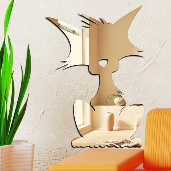 Dekorativní zrcadlo Kočicí obrys