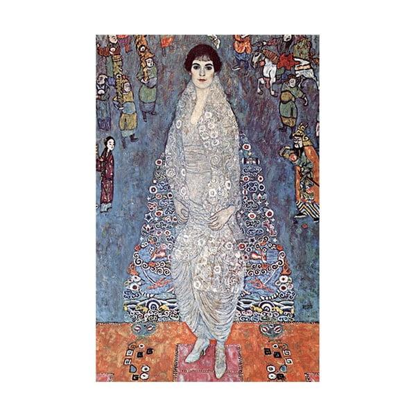 Reprodukce obrazu Gustav Klimt - Elisabeth Bachofen-Echt, 60 x 40 cm