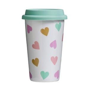 Cestovní hrnek Premier Housewares Confetti, 330 ml