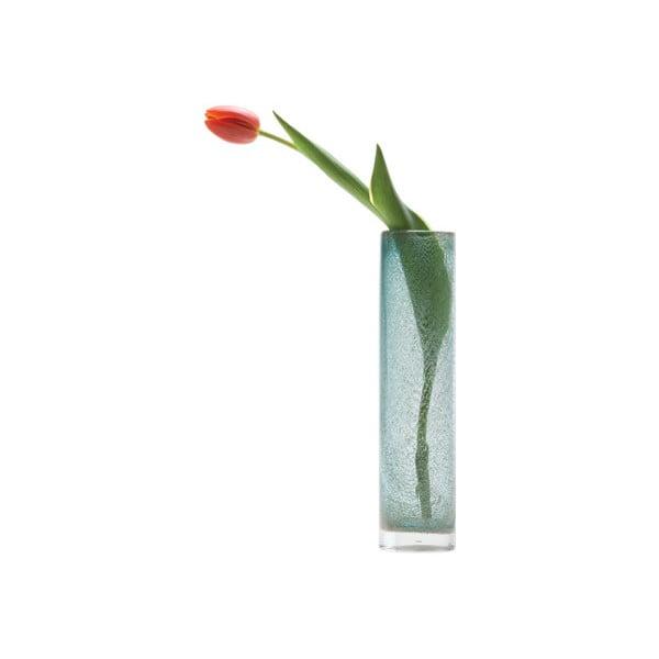 Vysoká váza Chimney, blue