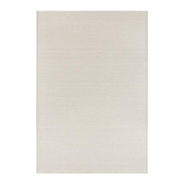Krémovobéžový koberec vhodný i na ven Elle Decor Secret Millau, 200 x 290 cm