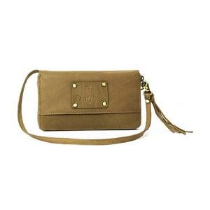 Kožená peněženka Miss Moneypenny, nude