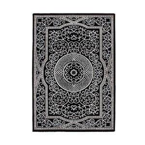 Koberec Ina Black, 80x150 cm