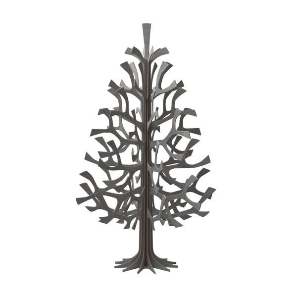 Skládací dekorace Lovi Spruce Grey, 30 cm