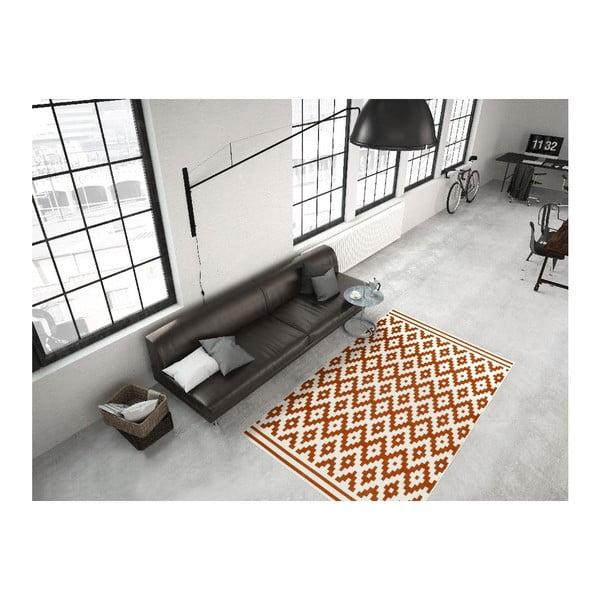 Koberec Stella 300 Ivory Orange, 80x150 cm