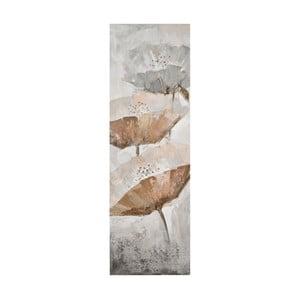Obraz s rámem z jedlového dřeva Mauro Ferretti Fleurs,40x120cm