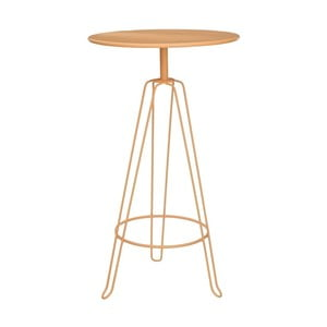 Žlutý vysoký stolek Ixia Garden