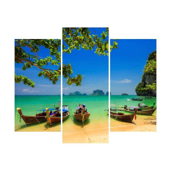 Samolepka Ambiance Tropical Paradise