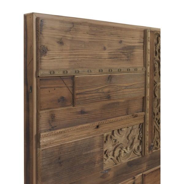 Tăblie din lemn Geese Rustico, 60 x 145 cm
