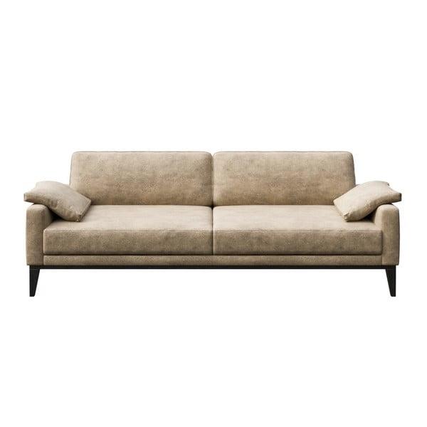 Canapea cu 3 locuri MESONICA Musso, bej