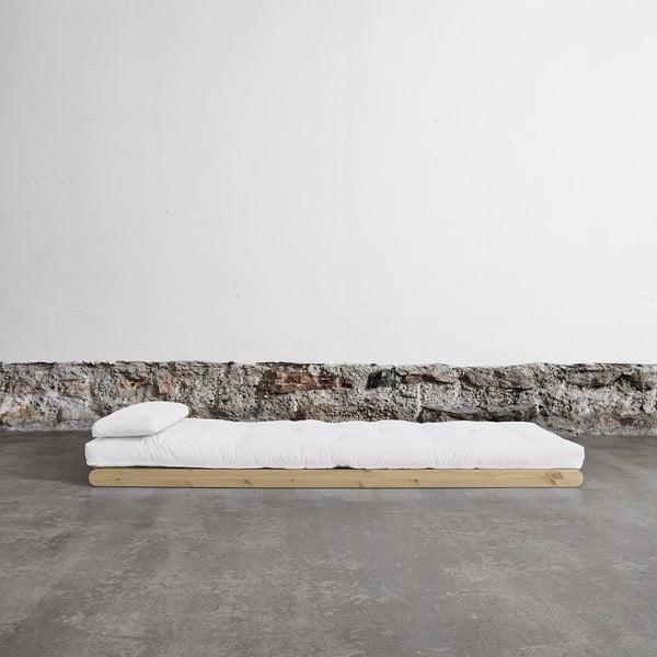Fotoliu Karup Figo, Raw/Natural, 70 cm