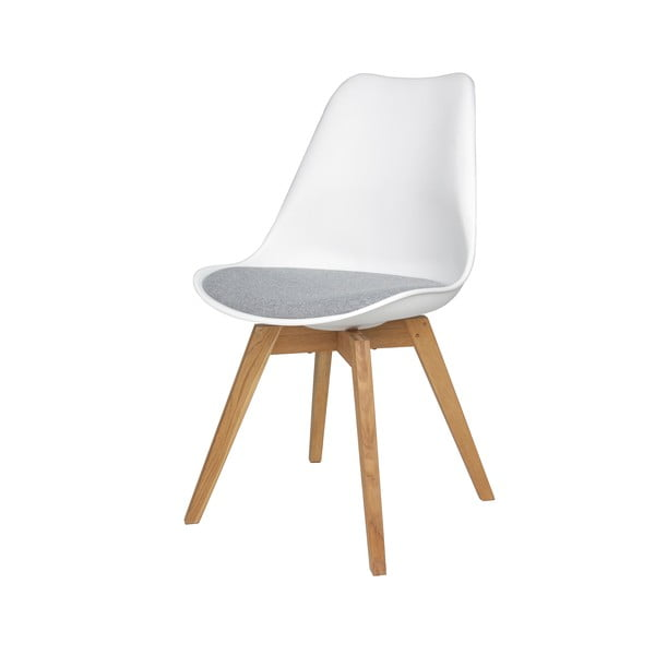Set 2 scaune Tenzo Bess, gri