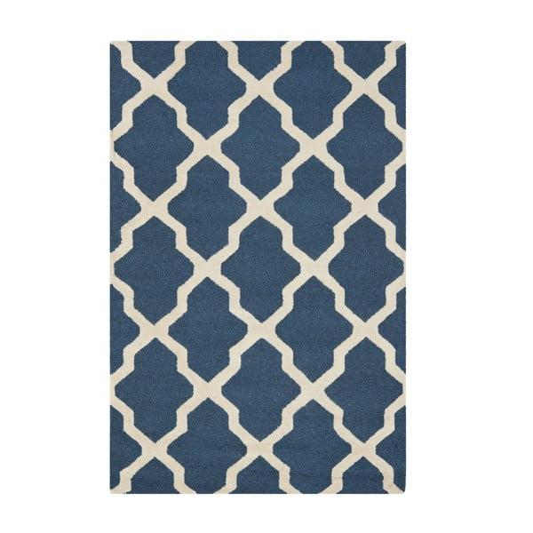 Ava kék szőnyeg, 182x121cm - Safavieh