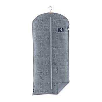 Husă protecție haine Domopak Urban, gri imagine