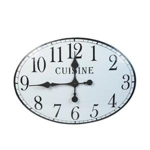 Nástěnné hodiny Antic Line Cuisine, Ø57 cm