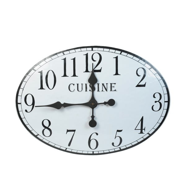 Nástenné hodiny Antic Line Cuisine, Ø 57 cm