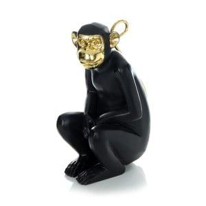 Černá dekorativní soška 360 Living Primate 422