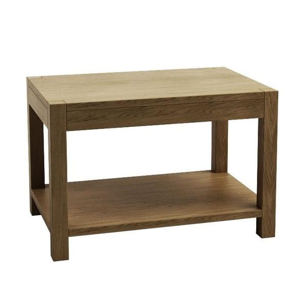 Kávový stolek z dubového dřeva Fornestas Sims no.4