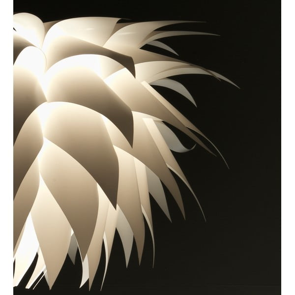 Bílé závěsné svítidlo Tomasucci Berry