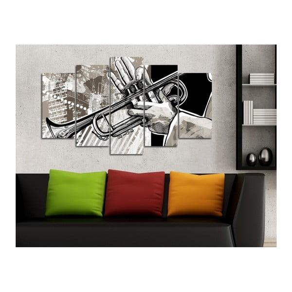 Vícedílný obraz Insigne Griet, 102x60cm