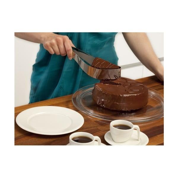 Vykrajovátko na dort, nerez