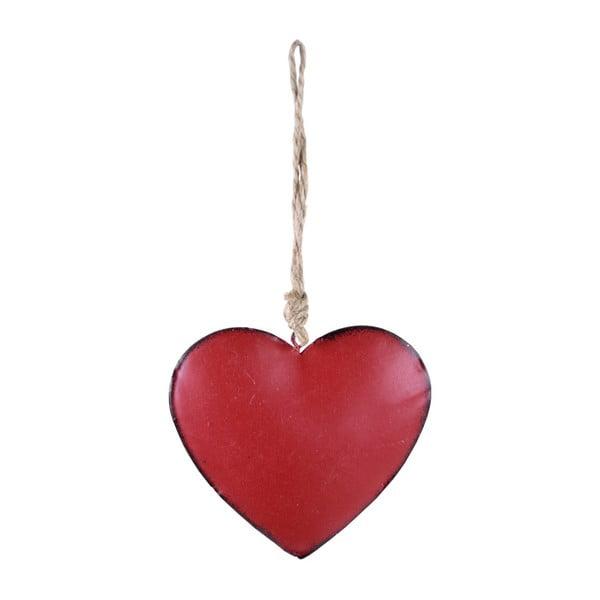 Dekoratívne závesné srdce Ego Dekor