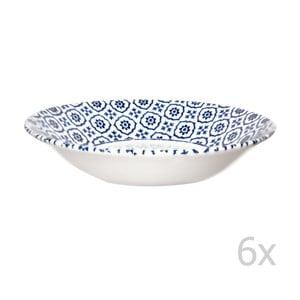Sada 6 ks hlubokých talířů Tuscany, 20 cm