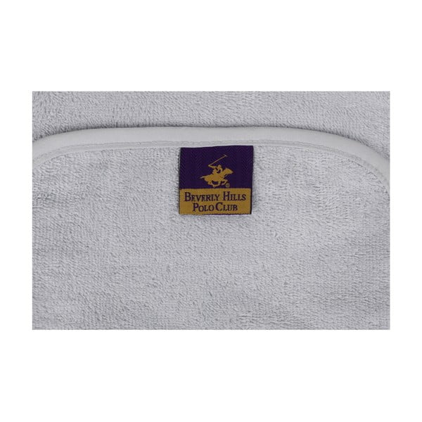 Sada 4 ručníků na ruce v látkovém košíčku Polo Club Dora