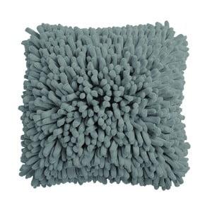 Béžovo-šedý polštář ZicZac Spiky, 45x45cm