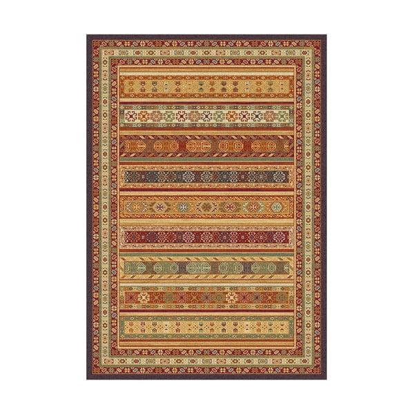 Béžovo-hnědý koberec Universal Nova, 300 x 67 cm