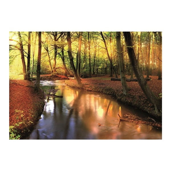 Tapeta Fairytale Autumn, 400x280 cm
