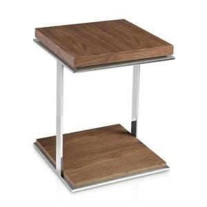 Příruční stolek z ořechového dřeva Ángel Cerdá Martirio