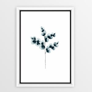 Plakát v rámu Piacenza Art Cotton Dal, 30x20cm