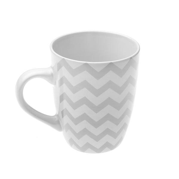 Cană din ceramică Versa Chevron Geometrico, 3,5 dl