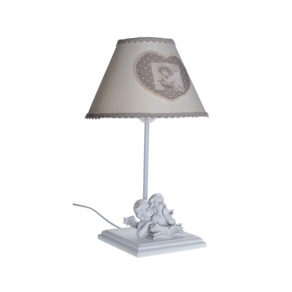 Stolní lampa Andílci