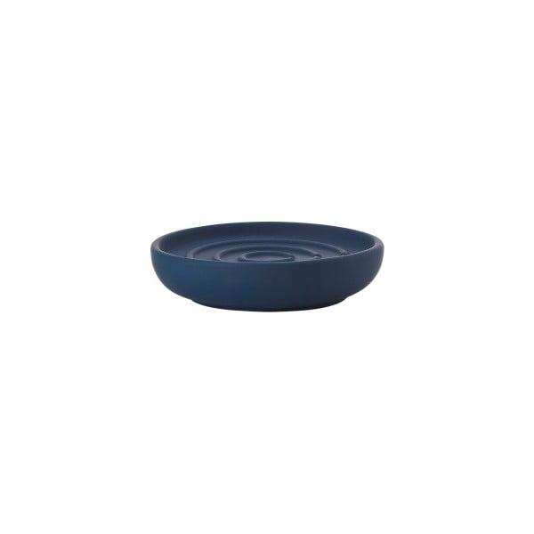 Tmavě modrá miska na mýdlo Zone Nova One