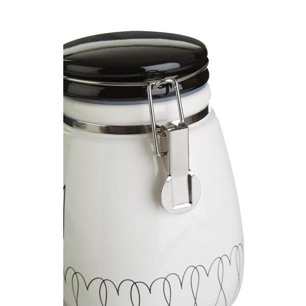 Dóza na cukr Premier Housewares Heartlines, 850 ml