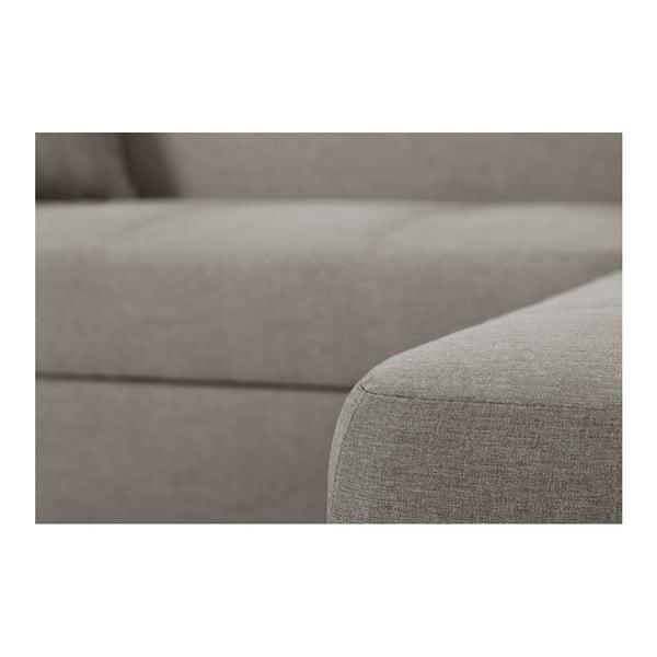Béžová sedačka Interieur De Famille Paris Bijou, pravý roh