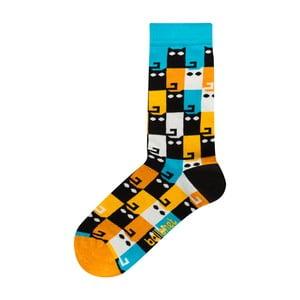 Ponožky Ballonet Socks Meow, velikost 41–46