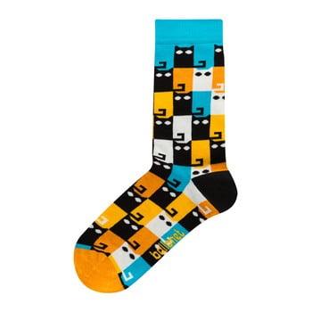 Șosete Ballonet Socks Meow, mărime 36–40