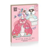 Papírová panenka Mon Petit Art Princesses des Continents